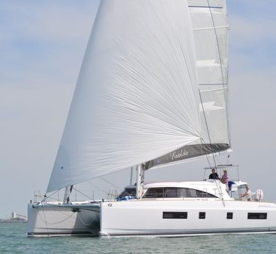 Nautitech 541/542 Catamaran