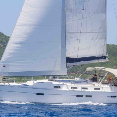 Bavaria Cruiser 45 for sale in the BVI