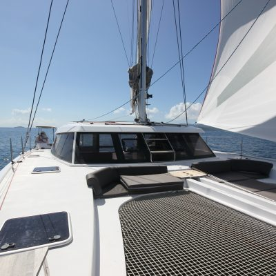 Nautitech 46 Open Catamaran