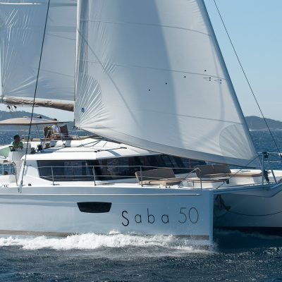 fountaine pajot 50 Saba 50