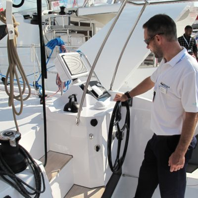 Caribbean yacht brokerage