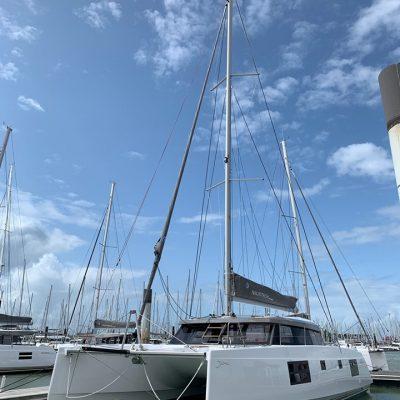 Nautitech 46 Open Catamaran