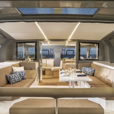 2019 Nautitech 40 Open Interior