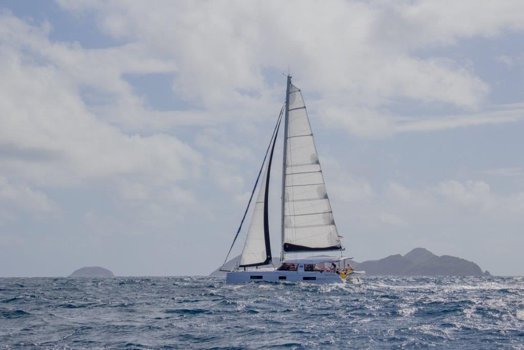 Nautitech Open 40 Catamaran