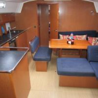 2011 Bavaria Cruiser 45 Interior