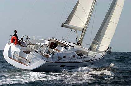 Jeanneau 42DS for sale