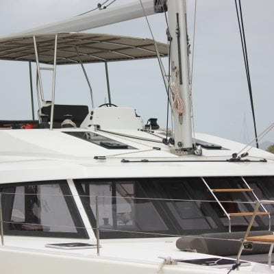 Nautitech 46 Fly Catamaran Ex