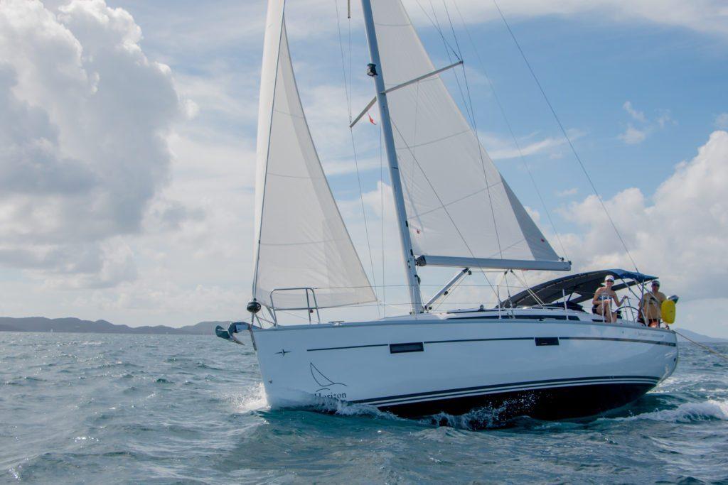 2018 Bavaria Cruiser 37 Exterior