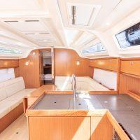 2018 Bavaria Cruiser 37 Interior