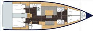 Bavaria Cruiser 45 5C 2H