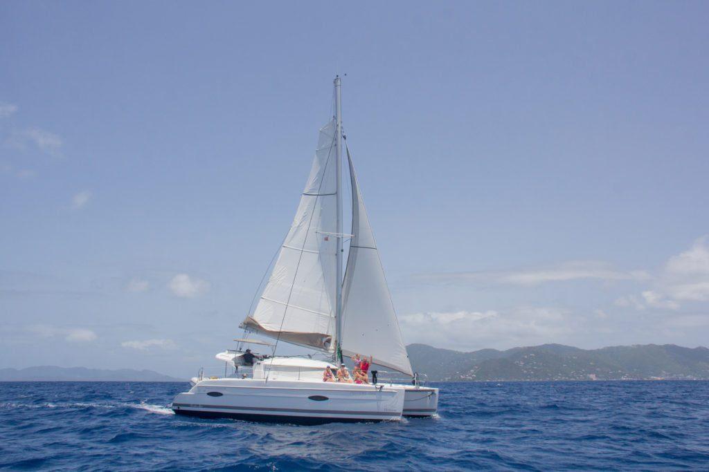Lipari 41 Catamaran