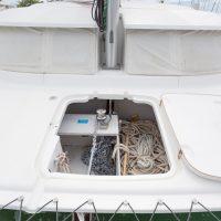 Lipari 41 Catamaran Exterior