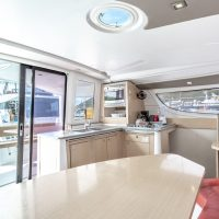 Lipari 41 Catamaran Interior