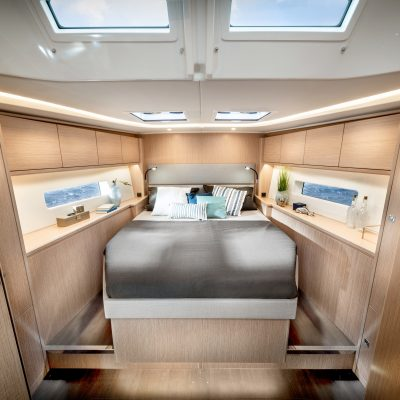 2019 Bavaria Cruiser 50 Interior