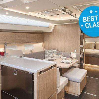 Bavaria Cruiser 45 Interior