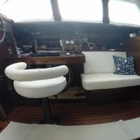 North Wind 47 Interior