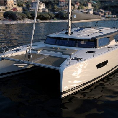 Fountaine Pajot Astréa 42 - Outside