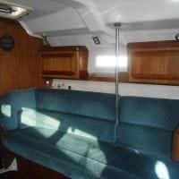 1995 Hunter 40.5 Interior
