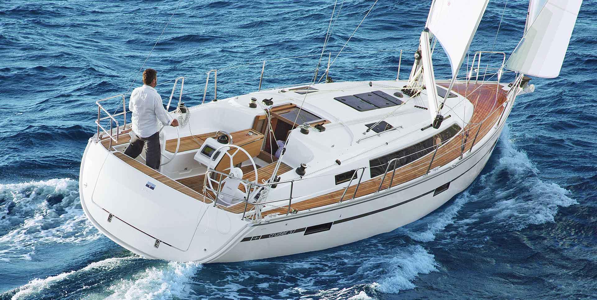 2019 Bavaria Cruiser 37 Exterior