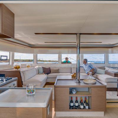 2019 Lagoon 50 Interior