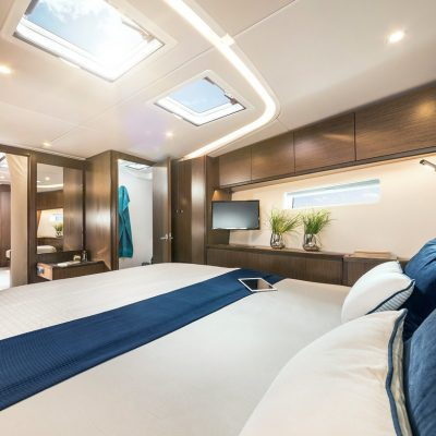 Bavaria Cruiser 57 Interior