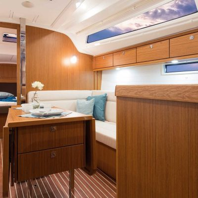 2019 Bavaria Cruiser 37 Interior
