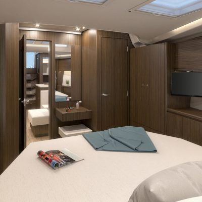 Bavaria Cruiser 50 Inside