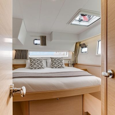 Lagoon 42 Catamaran Interior