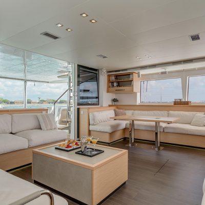 Lagoon 560 Catamaran
