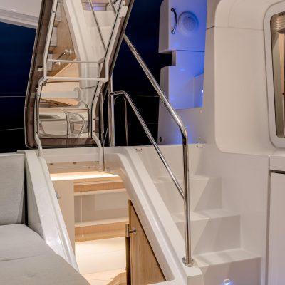 Lagoon 52 Fly - Interior
