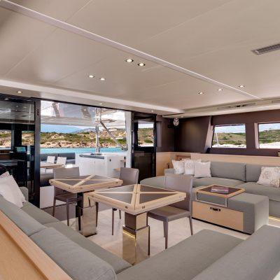 Lagoon 620 Interior