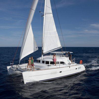 Lagoon 380 Catamaran