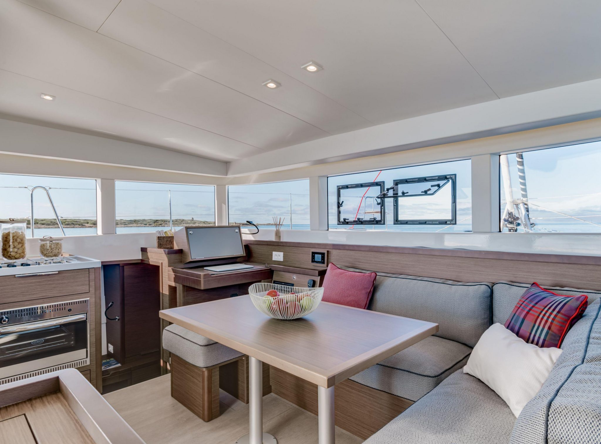 2019 Lagoon 40 Catamaran Interior