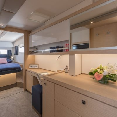 2019 Fountaine Pajot Saona 47 Interior