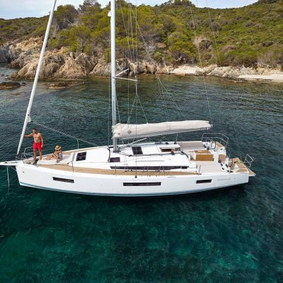 Sun Odyssey 440 - Available from Horizon Yacht Sales