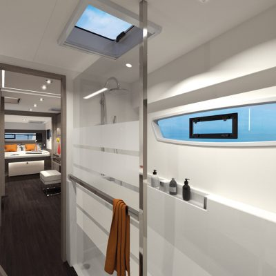 New Fountaine Pajot 45 Interior