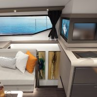 New Fountaine Pajot Elba 45 2020 Interior
