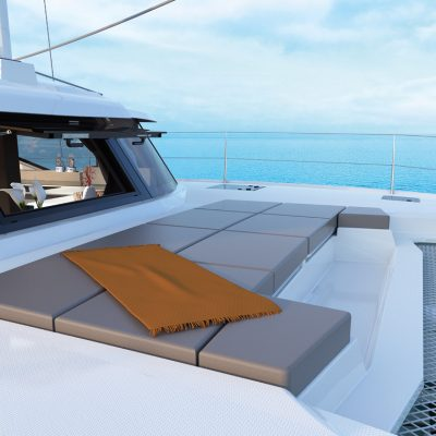 New Fountaine Pajot 45 Exterior