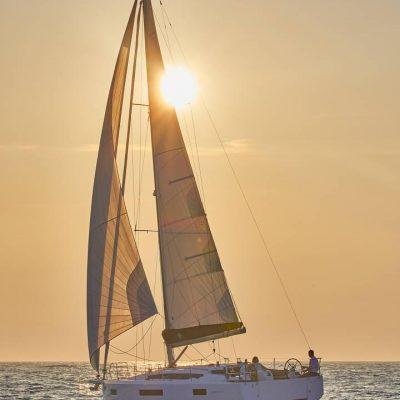 Sun Odyssey 410 - Outside_11