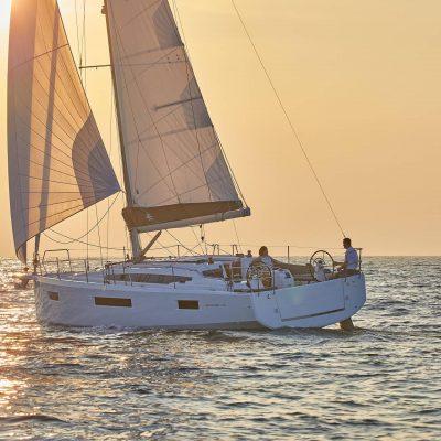 Sun Odyssey 410 - Outside_16