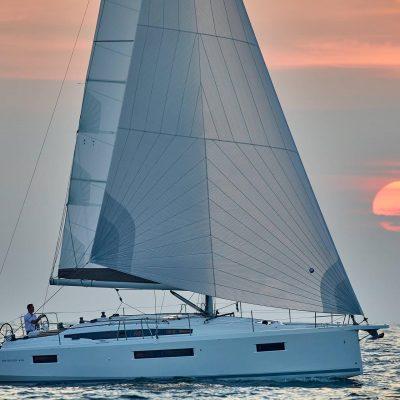 Sun Odyssey 410 - Outside_17
