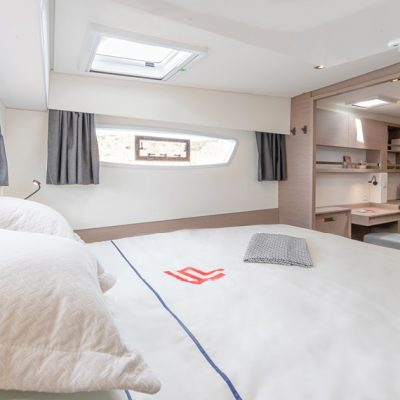 Fountaine Pajot Elba 45 Interior