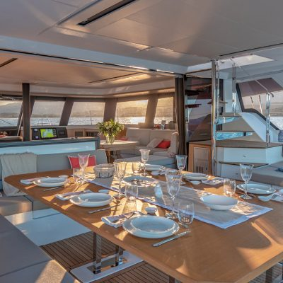 Fountaine Pajot Alegria 67 - Interior_1
