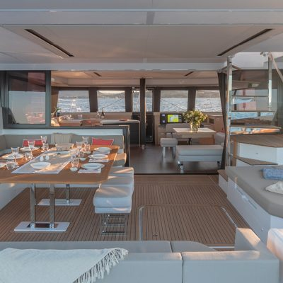 Fountaine Pajot Alegria 67 - Interior_2