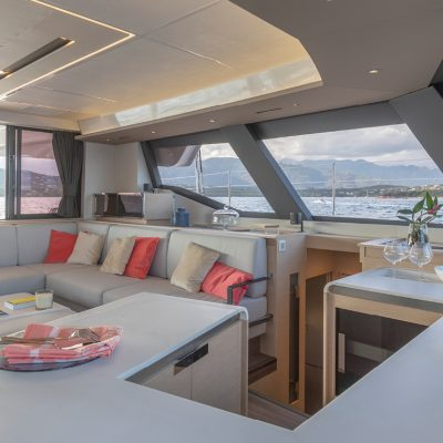 Fountaine Pajot Alegria 67 - Interior_4