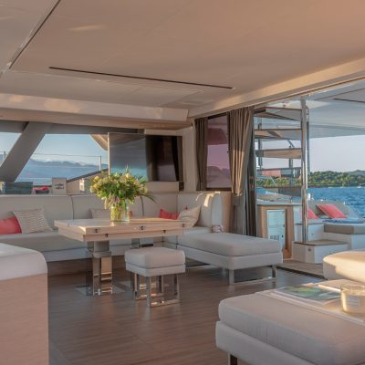 Fountaine Pajot Alegria 67 - Interior_5