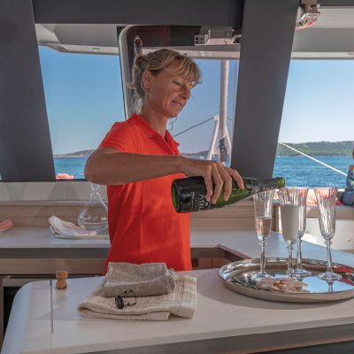 2019 Fountaine Pajot Alegria 67 Interior