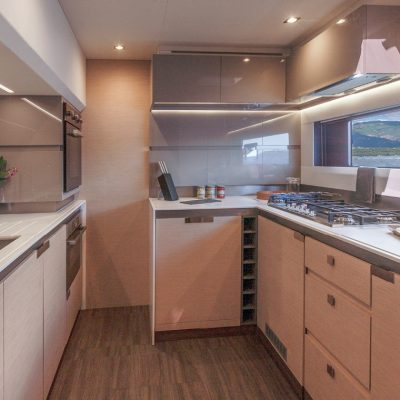 Fountaine Pajot Alegria 67 - Interior_7