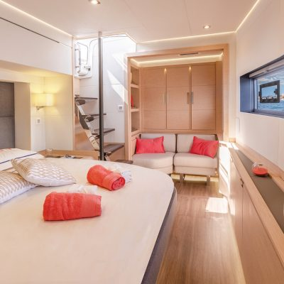 Fountaine Pajot Alegria 67 - Interior_8
