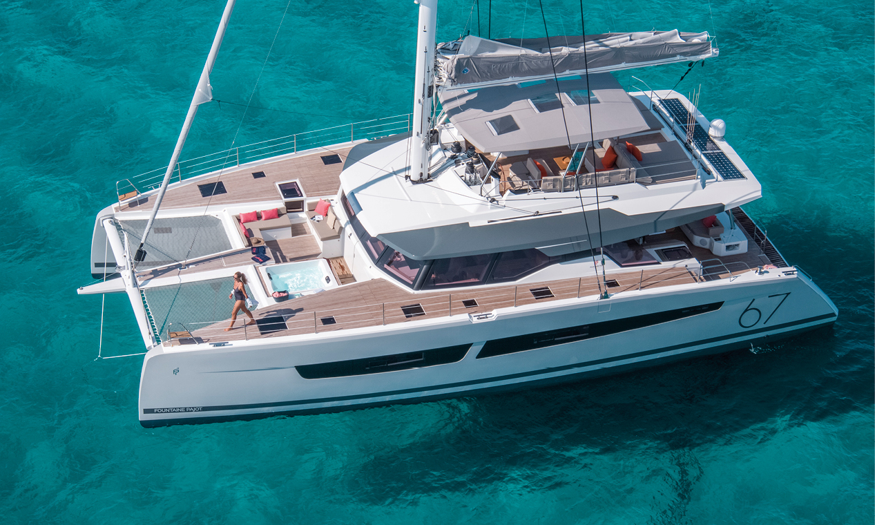 Fountaine Pajot Alegria 67 - Outside_1